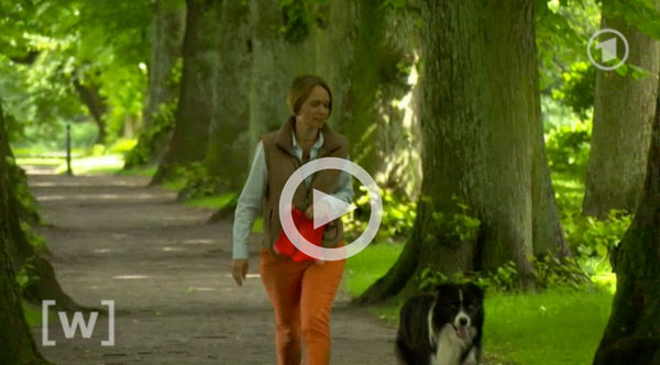 Tierheilpraktiker Hamburg bei W wie Wissen im ARD Fernsehen